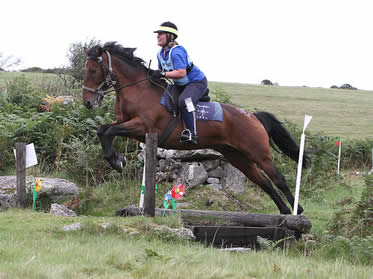 Brenfield Bragi and Rhoda soaring over the big ditch